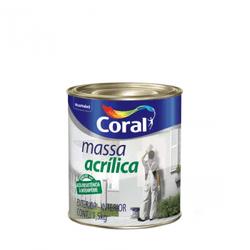 Massa Acrílica Coral 1,5kg - Casa Costa Tintas