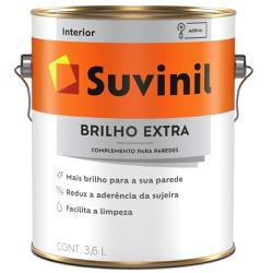Tinta Látex Complemento para Paredes Brilho Extra Suvinil 3,6 Litros