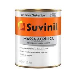 Massa Acrílica Suvinil 1,3kg - Casa Costa Tintas