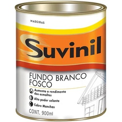Fundo Preparador Fosco Branco Suvinil 900ml - Casa Costa Tintas