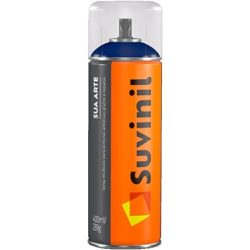 Tinta Spray Sua Arte Branco Fosco Suvinil 400ml - Casa Costa Tintas