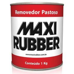 Removedor Pastoso Maxi Rubber 1kg - Casa Costa Tintas
