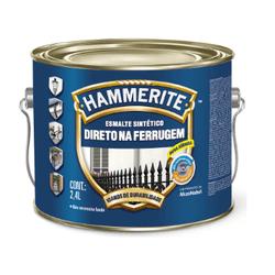 Esmalte Sintetico Hammerite Brilhante 2,4L - Casa Costa Tintas