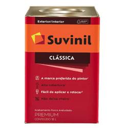 Tinta Acrilica Classica PVA Suvinil 18 L - Casa Costa Tintas