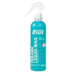 Cera Ceramic Liquid wax 500ml Evox - Casa Costa Tintas