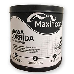 Massa Corrida 21KG BC Maxincor - Casa Costa Tintas