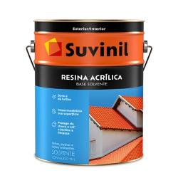 Resina Acrílica Solvente Suvinil Premium Brilhante... - Casa Costa Tintas