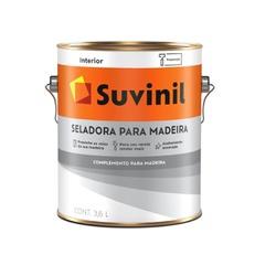 Seladora para Madeira Suvinil 3,6 Litros - Casa Costa Tintas