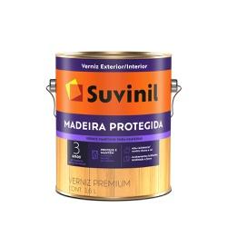 Verniz Marítimo Acetinado Madeira Protegida Suvini... - Casa Costa Tintas