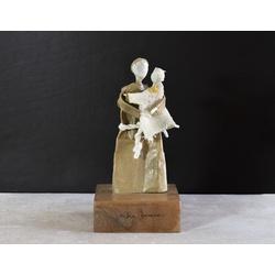 Escultura Santos - Santo Antonio - Casa de Cora