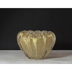 Centrinho com ouro palha - Casa de Cora