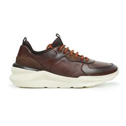 Tênis Sneaker Taiti em Couro + Neoprene - 10908 Ta... - Centuria Calçados