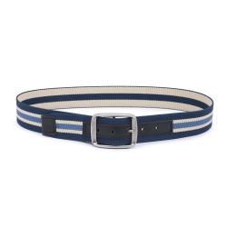Cinto Centuria Lona - 0852 Lona Azul - Centuria Calçados