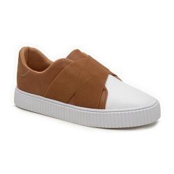 Tênis de Elástico Caramelo - Charlotte Shoes