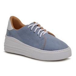 Tênis Young Charlotte Azul - Charlotte Shoes