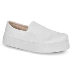 Tênis Casual Plataforma Branco - Charlotte Shoes