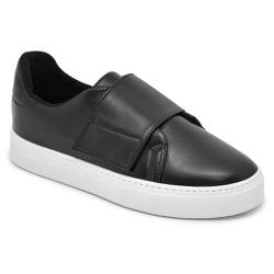 Tênis Velcro Preto - Charlotte Shoes