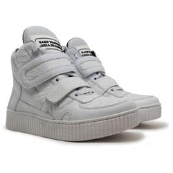 Tênis Sneaker Treino e Dança Branco Cobra - CHEIA DE MARRA