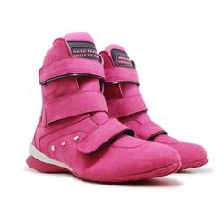 Sneaker Feminino De Treino e Cross Fit Rosa Fucsia - CHEIA DE MARRA