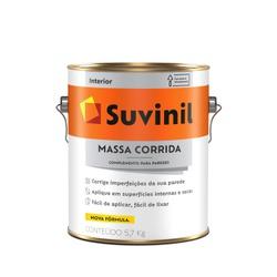MASSA CORRIDA 3,6L SUVINIL - Loja Cidade Das Tintas
