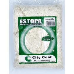 ESTOPA 400GR CITY COAT - Loja Cidade Das Tintas