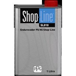 SL010 ENDURECEDOR PU HS 1L SHOP LINE PPG - Loja Cidade Das Tintas
