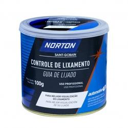 CONTROLE DE LIXAMENTO 100G NORTON - Loja Cidade Das Tintas