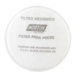 FILTRO MECANICO P/ RESPIRADOR NORTON - Loja Cidade Das Tintas