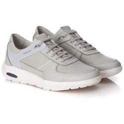 Tênis Sneaker Gel Masculino Gelo Comfort - 9000 - Ranster Confort