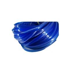 Baguete Azul Rolo 70/80 Mts Para Acabamento - COBERCHAPAS