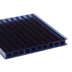 Kit 3 Placas De Policarbonato Alveolar 2,10x6,00 6 Milímetros e Acessó... - COBERCHAPAS