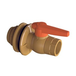 Adaptador para Caixa D'Água com Registro - Tigre - Sertãozinho Construlider