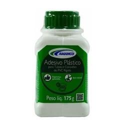 Adesivo Plástico Para PVC 175g / Com Pincel - Aman... - Sertãozinho Construlider