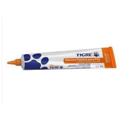 Adesivo Plástico Para PVC / Bisnaga 17g - Tigre - Sertãozinho Construlider