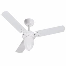 Ventilador Pera New 3 Pás Branco - Tron - Sertãozinho Construlider