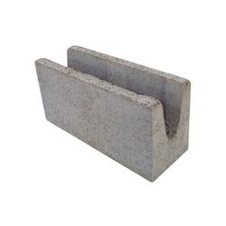 Canaleta Concreto 14x19x39 - Sertãozinho Construlider