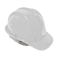 Capacete De Segurança Com Carneira - Branco - Sertãozinho Construlider