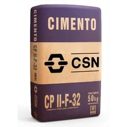 Cimento CSN CPII F 32 50kg - Sertãozinho Construlider