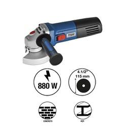 Esmerilhadeira Angular 4.1/2 (115mm) 880W 127V - T... - Sertãozinho Construlider