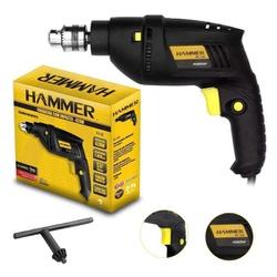 Furadeira de Impacto 420W / 3/8'' - Hammer 127V e ... - Sertãozinho Construlider