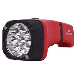 Lanterna Recarregável Comfort 9 Leds / Bivolt - Wo... - Sertãozinho Construlider
