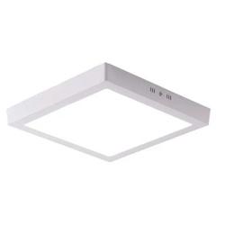 Luminária Plafon Quadrada De LED 12W - Avant - Sertãozinho Construlider