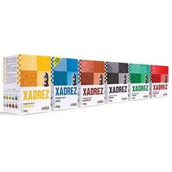 Pigmento em Pó Xadrez - Caixa 500g - Sertãozinho Construlider