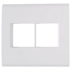 Placa Com 4 Postos 4x4 Liz Branca - Tramontina - Sertãozinho Construlider