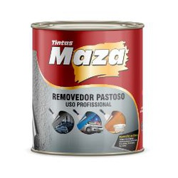 Removedor Pastoso 900ml - Maza - Sertãozinho Construlider