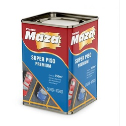 Super Piso Premium 18 Litros - Maza - Sertãozinho Construlider