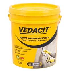 Aditivo Impermeabilizante 18L - Vedacit - Sertãozinho Construlider