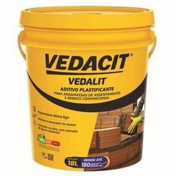Aditivo Plastificante Vedalit 18L - Vedacit - Sertãozinho Construlider