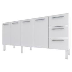 Gabinete De Cozinha Em Aço P/ Pia 1,8m Vênus Flat ... - Sertãozinho Construlider