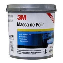Massa de Polir N2 Base de Agua 1KG 3M - CONSTRUTINTAS